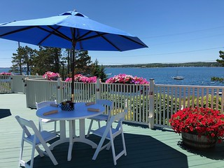 Spruce Point Inn Dining