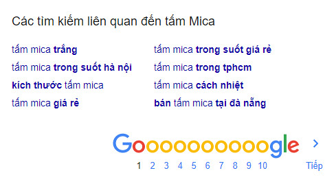 tấm Mica