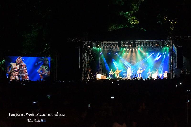 Rainforest World Music Festival 12