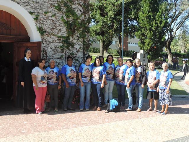 Aliança de Amor e Preparação para Santuário-Lar: Atibaia/SP