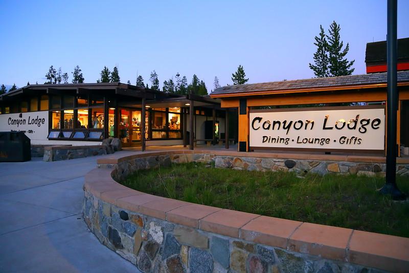 IMG_6870 Canyon Lodge,  Yellowstone National Park