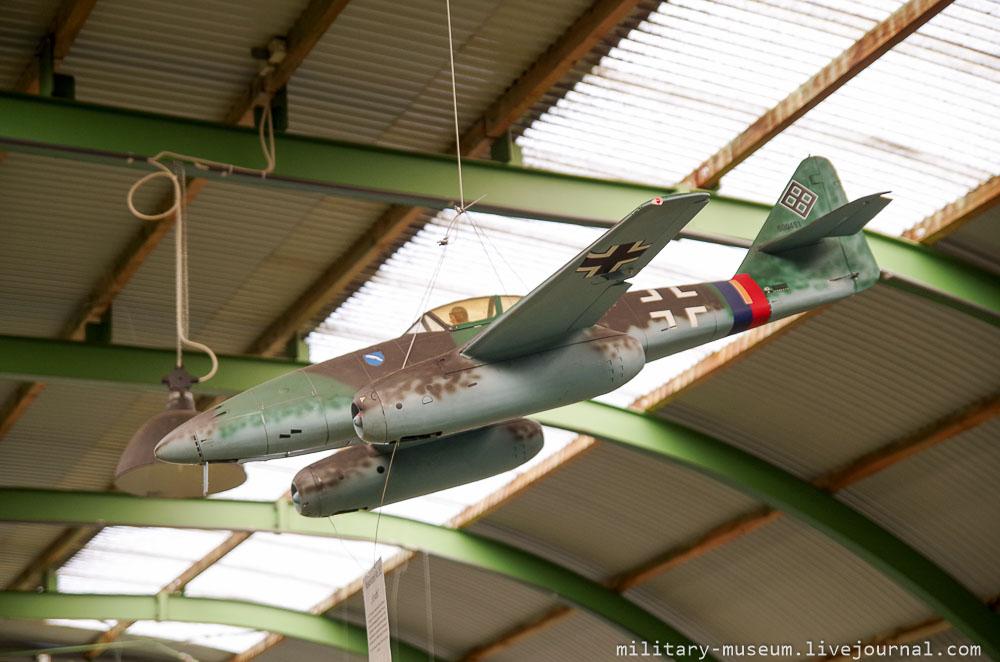 Luftfahrt- und Technikmuseum Merseburg-26