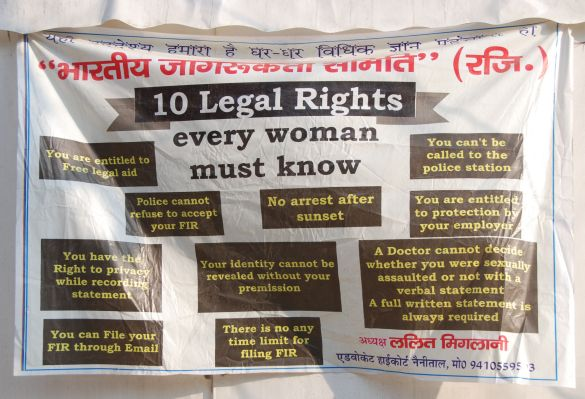 DSC_9391Haridwar 10 legal rights every woman must know
