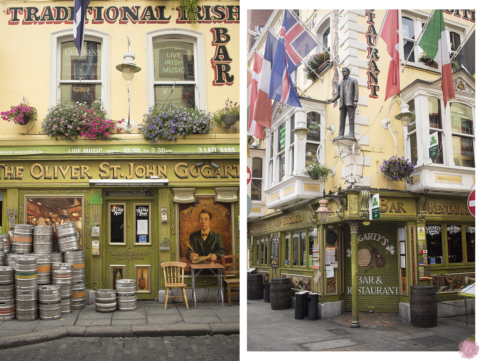 Prettiest Pubs in Dublin