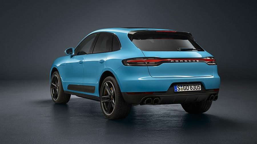 Porsche Macan fl 1