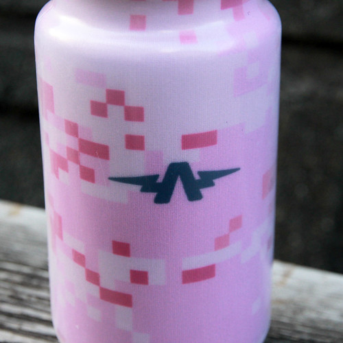 The ATHLETIC Portland USA / Digi Camo Insulated Waterbottle Bidons