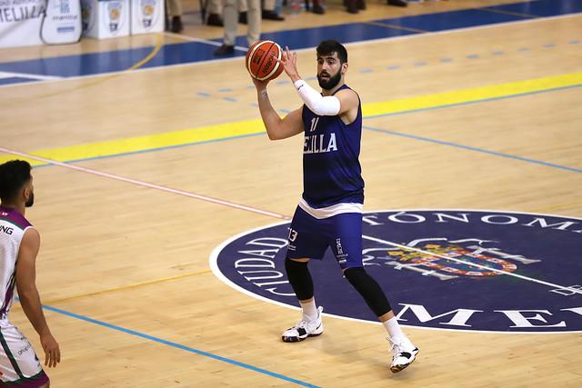 JORNADA 33 | Club Melilla Baloncesto - Sáenz-Horeca Araberri