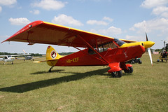 HB-KEF Aviat Husky A-1 [1292] Popham 080718