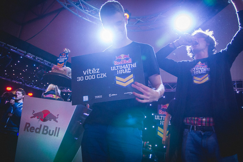 Red Bull Ultimate Gamer