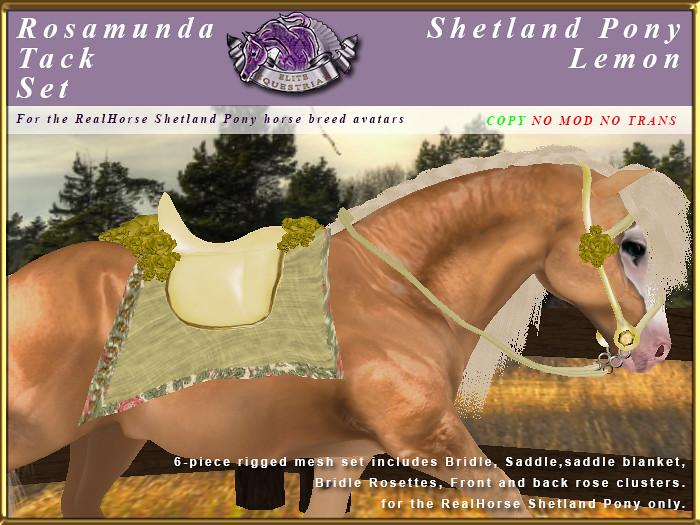 E-RH-Shetland-RosamundaSaddleSet-Lemon - TeleportHub.com Live!
