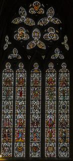 York Minster Window CHn7 (Vestibule)
