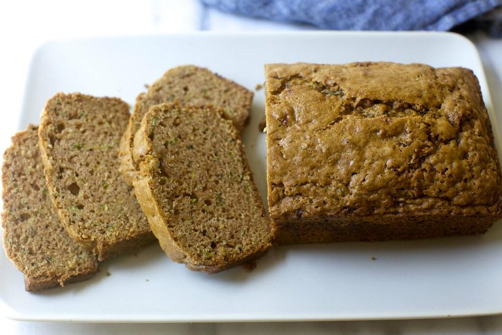 Zucchini Bread Zucchini Bread On Smittenkitchen Com Deb Flickr