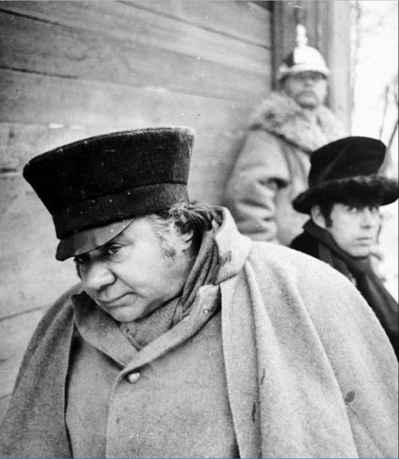 Лица советской эпохи. Часть 335. Закулисье советского кино