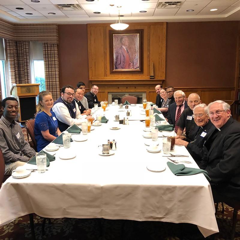 Seminarian Luncheon