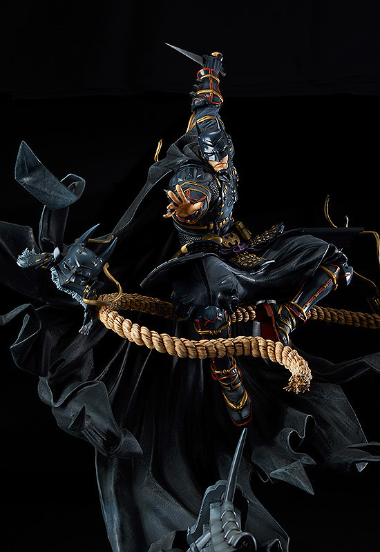 GOOD SMILE COMPANY Wonderful Hobby Selection - Batman Ninja(ニンジャバットマン)Takashi Okazaki ver. 1/6th Scale Statue