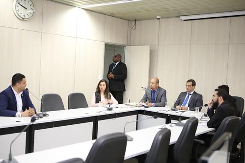8ª Reunião - Comissão Processante - Oitivas