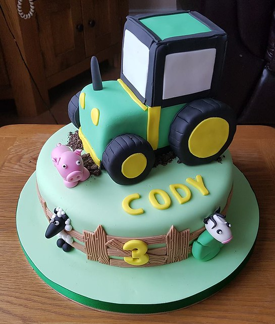 Cake by Annie Cakes