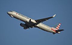 American Airlines Airbus A321-231(WL)