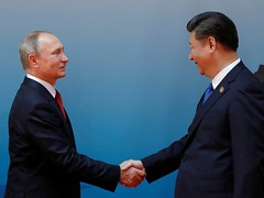 Putin: Xi Jinping and I Celebrated My Birthday with Vodka and Sausages