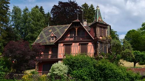 Villa Kakelbont  / Villa Villekulla