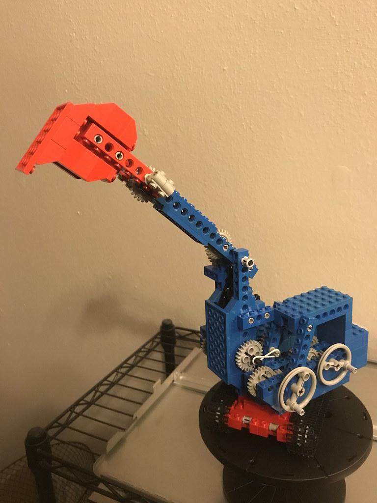 Excavator 10