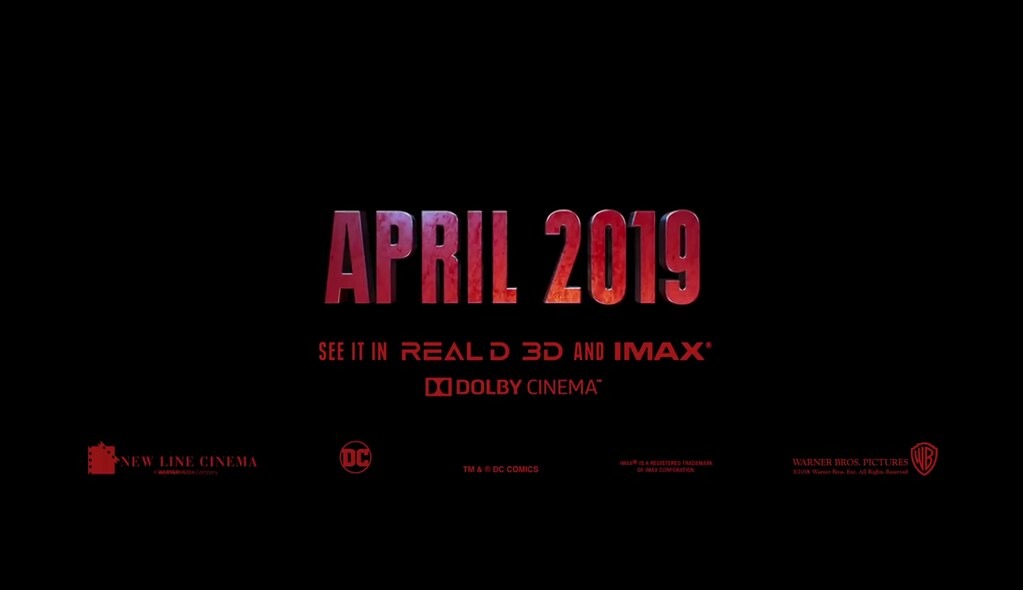 Shazam! Movie First Trailer Screen Caps