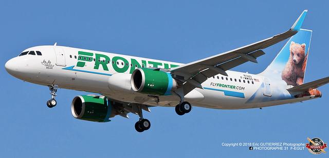 AIRBUS A320-251Neo (WL)  (MSN 8320)