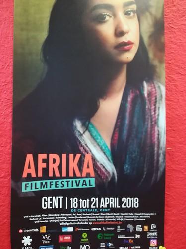 Afrika Filmfest Gent cartel