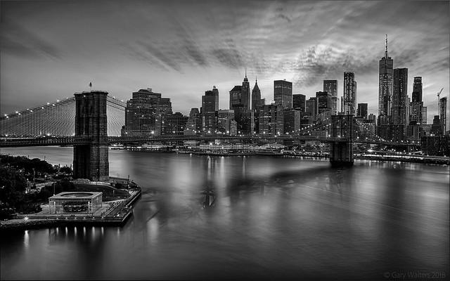 New York New York (B&W)