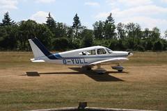 G-YULL Piper PA-28-180 [28-5603] Popham 080718