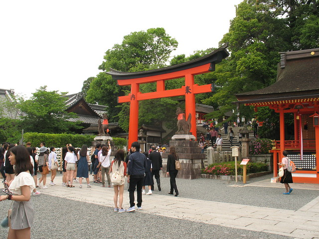 Fushimi Inari Taisha 13