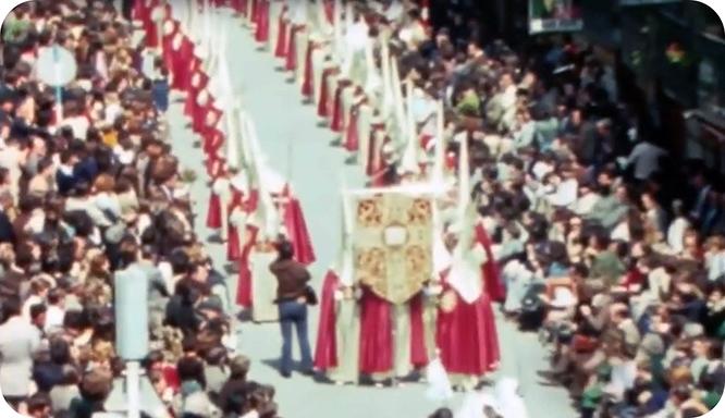 Ya podemos visionar el documental Cartagena y su Semana Santa del 76 y el 77