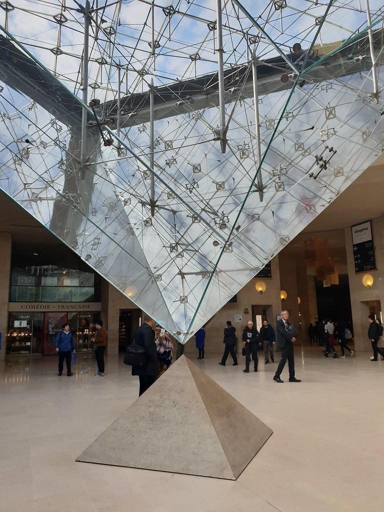 羅浮宮金字塔Pyramide du Louvre-3