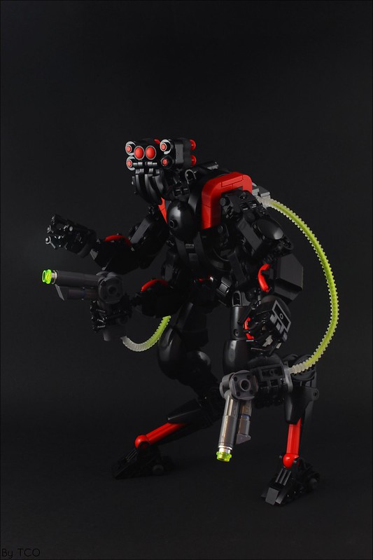 Spider — Plague Mech: Xi