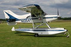 N1054T Maule M-7260 (26004C) Popham 080810