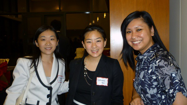 Career Night and Mentorship Kickoff - 03.02.2011