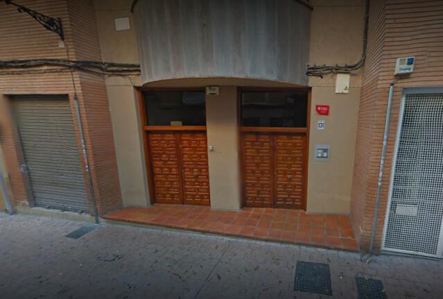 Edificio de la asociación SOMOS LGTB ARAGÓN en la Calle San Pablo de Zaragoza (Fuente Google Maps)