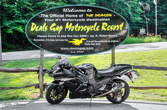 Tail of the Dragon - Deals Gap Motorcycle Resort