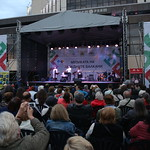 Open air concert Music of the Western Balkans