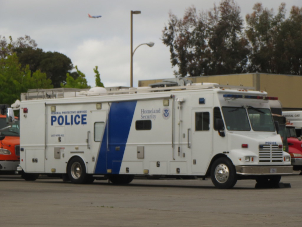 Homeland Security vehicle 7 3 18