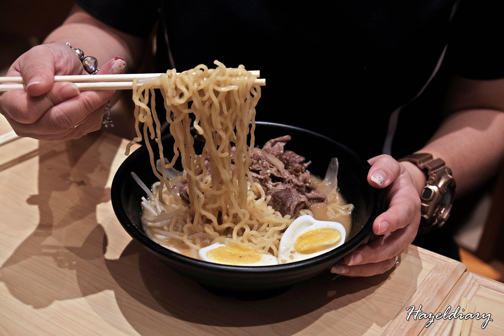 Hokkaido-Ya-Beef Ramen