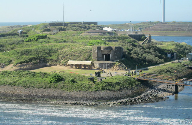 Fortress Island, IJmuiden, The Netherlands