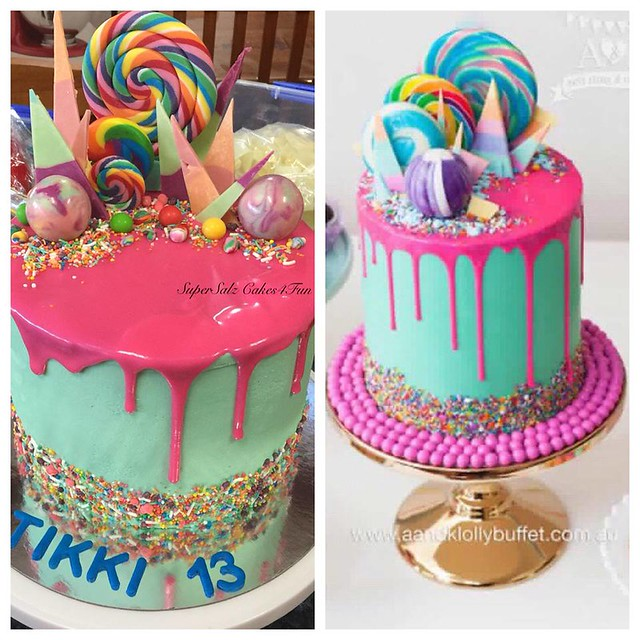 Cake by SuperSalz Cakes4Fun