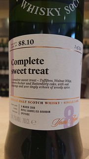 SMWS 88.10 - Complete sweet treat