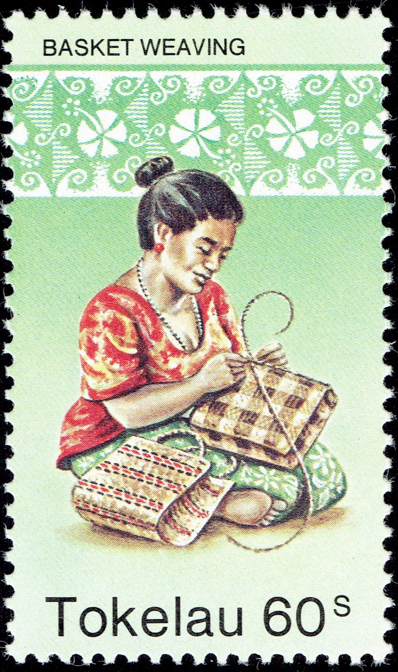 Tokelau - Scott #84 (1982)