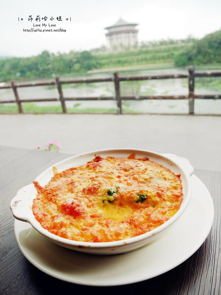 峨眉湖附近景觀餐廳推薦雪之湖咖啡下午茶義大利麵 (24)