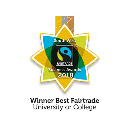 Gold Award for Best Fairtrade University