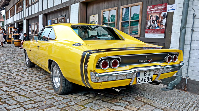Image of 1968 Dodge Charger R/T
