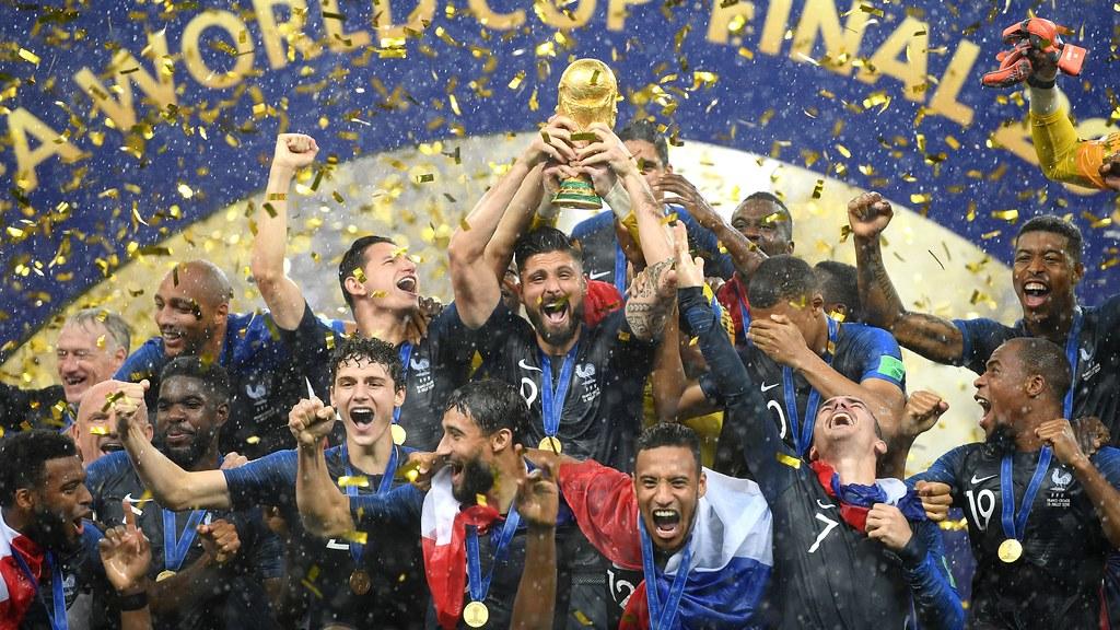 Eu recomendo. Como e por que a França virou potência no futebol; vídeo, França, campeã da Copa de 2018