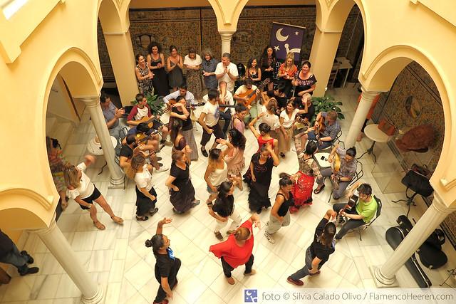 Curso Flamenco Verano 2018 Fundación Cristina Heeren
